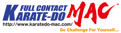 FULL CONTACT KARATE-DO MAC Do Challenge ForYourself